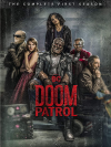 Doom Patrol - Season 1 (2020)(DVD-R)