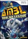 Alien Monster Bowling League (Wii DVD-R)