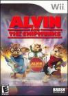 Alvin and the Chipmunks (Wii DVD-R)