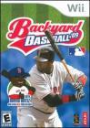 Backyard Baseball '09 (Wii DVD-R)