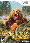 Cabela's Dangerous Hunts 2009 (Wii DVD-R)