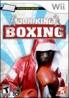 Don King Boxing (Wii DVD-R)