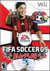 FIFA Soccer 09: All-Play (Wii DVD-R)