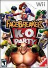 FaceBreaker K.O. Party (Wii DVD-R)
