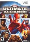 Marvel: Ultimate Alliance (Wii DVD-R)