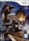 Monster Hunter Tri (Wii DVD-R)