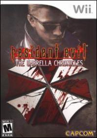 Resident Evil: The Umbrella Chronicles (Wii DVD-R)